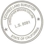 licensed land surveyor seal